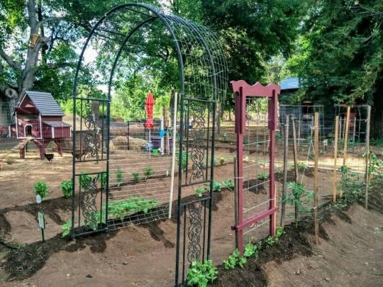 green acres garden